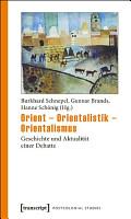Orient   Orientalistik   Orientalismus PDF