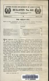 The Melon Fly