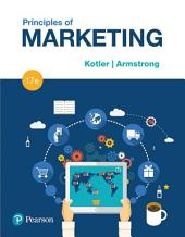 Principles of Marketing: Edition 17