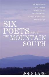 Six Poets from the Mountain South: Sherman's Troops in the Savannah and Carolinas Campaigns