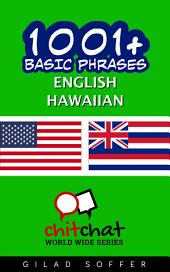 1001+ Basic Phrases English - Hawaiian