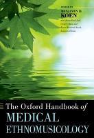 The Oxford Handbook of Medical Ethnomusicology PDF