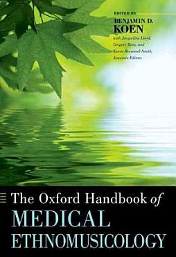 The Oxford Handbook of Medical Ethnomusicology PDF