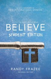 Believe Student Edition, eBook: Living the Story of the Bible to Become Like Jesus