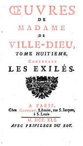 Oeuvres de Madame de Ville-Dieu