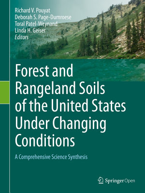 Forest and Rangeland Soils of the United States Under Changing Conditions