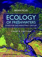 Ecology of Fresh Waters PDF