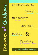 Theories of Childhood Book