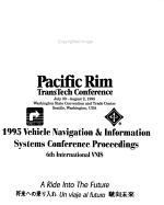 Vehicle Navigation   Information Systems Conference Proceedings PDF