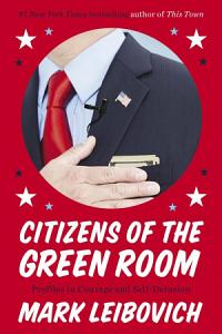 Citizens of the Green Room Book