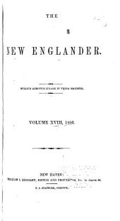 New Englander and Yale Review: Volume 18