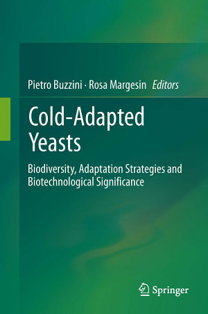 Cold adapted Yeasts