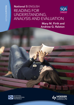 National 5 English  Reading for Understanding  Analysis and Evaluation PDF