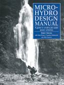 Micro hydro Design Manual