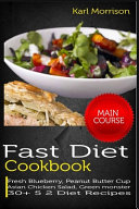 Fast Diet Cookbook Book PDF