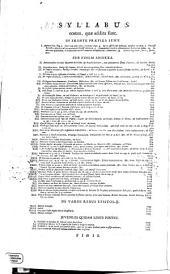 Geographia sacra: seu Phaleg et Chanaan