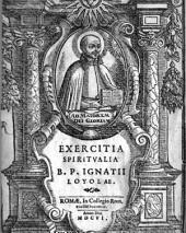 Exercitia Spiritualia