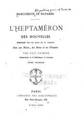 L'heptaméron: des nouvelles