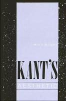 Kant s Aesthetic PDF