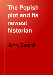 The Popish Plot and Its Newest Historian