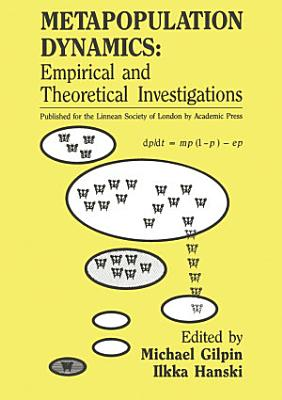 Metapopulation Dynamics  Empirical and Theoretical Investigations