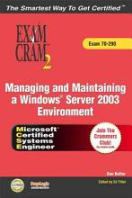 Managing and Maintaining a Windows Server 2003 Environment PDF