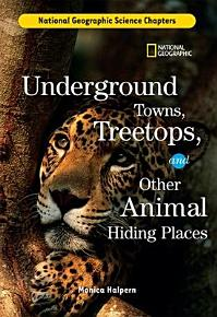 Underground Towns  Treetops  and Other Animal Hiding Places PDF