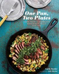 One Pan Two Plates Book PDF