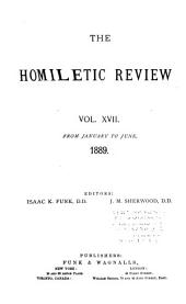 The Homiletic Review: Volume 17