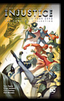 Injustice  Gods Among Us  Year Zero   the Complete Collection PDF