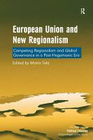 European Union and New Regionalism PDF