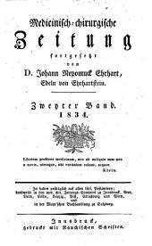 Medicinisch-chirurgische Zeitung