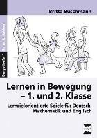 Lernen in Bewegung   1  und 2  Klasse PDF