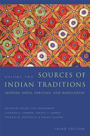 Sources of Indian Traditions  Modern India  Pakistan  and Bangladesh PDF