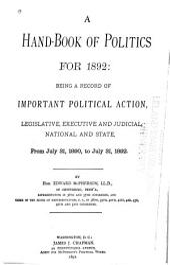 A Handbook for Politics