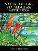 Nature Designs Stained Glass Pattern Book PDF