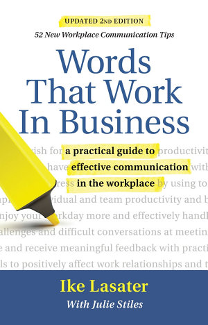Words That Work in Business  2nd Edition
