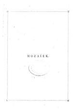 Mozaiek: sneldichtjens van J.J.L. ten Kate