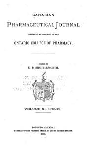 Canadian Pharmaceutical Journal PDF