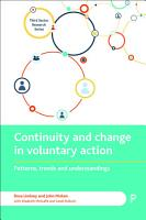 Continuity and change in voluntary action PDF