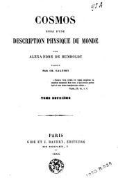 Cosmos: essai d'une description physique du monde, Volume2