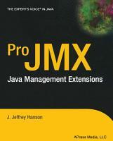 Pro JMX PDF