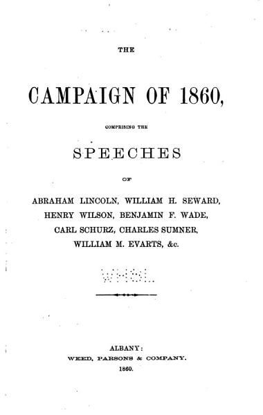 The Campaign of 1860 PDF