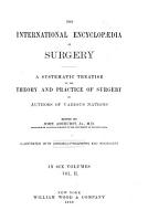 The International Encyclopedia of Surgery PDF