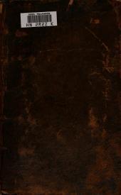 Les chastes et loyales amovrs de Theagene et Cariclee, reduites du grec de l'Histoire d'Heliodore en huict poëmes dragmatiques, ou theatres consecutifs