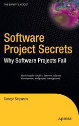 Software Project Secrets Book PDF