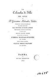 Odi XVIII