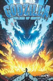 Godzilla: Rulers of Earth, Vol. 4