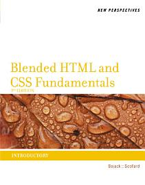New Perspectives On Blended HTML And CSS Fundamentals  Introductory