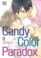 Candy Color Paradox  Vol  2  Yaoi Manga  PDF